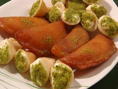 of calories in Qatayef  Qatayef