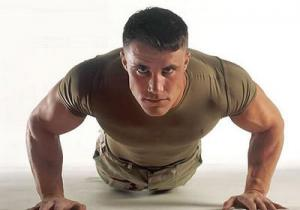 Push Ups for a Great Body