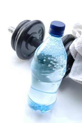 الماء و التدريب