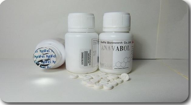 oxandrolone (oxandrolone)
